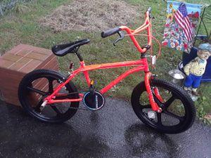 "1990's OLD SCHOOL BMX freestyle ""RARE"" original fluorescent orange for Sale in Glen Burnie, MD"