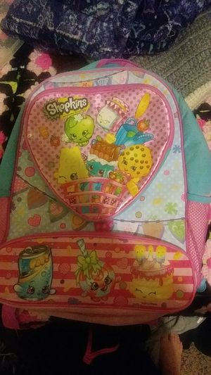 Shopkins backpack for Sale in Selma, CA