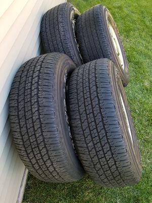 "18"" King Ranch Wheels & Goodyear Tires for Sale in Chicago, IL"