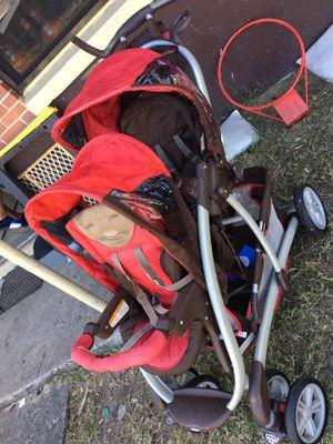 Double stroller for Sale in Daytona Beach, FL