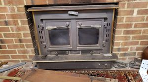 Free fireplace buck stove for Sale in Norfolk, VA
