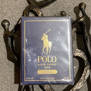 Polo Ralph Lauren Blue Gold Edition for Sale in Redmond, WA