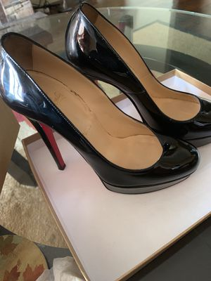 "Christian Louboutin ""Bianca"" Patent Leather for Sale for sale  Yonkers, NY"