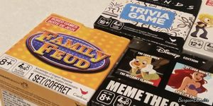 Trivia Games Puzzles for the Family Feud! for Sale in Spokane, WA