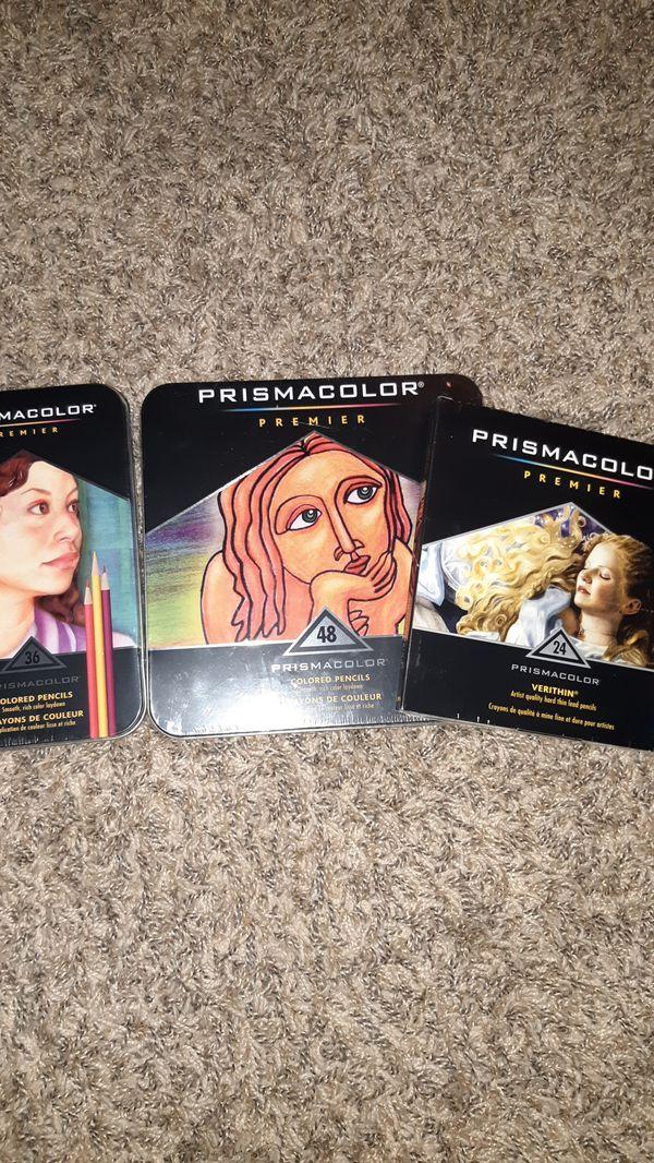 Prisma color pencils art pack