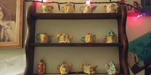Collectible Precious Moments tea pots for Sale in Cedar Park, TX