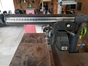 "Craftsman 10"" radial saw for Sale in Charlotte, NC"