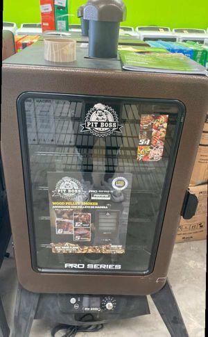 Pit boss pro Series smoker ☺️☺️☺️☺️ EN for Sale in Inglewood, CA