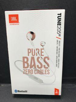 BLUETOOTH HEADPHONES JBL for Sale in Dallas,  TX