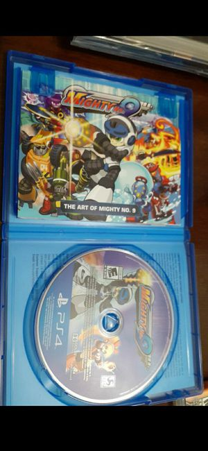 Borderland 2(PS3)/ Mighty no.9(PS4)/ Resident Evil 6 (PS3) for Sale in San Diego, CA