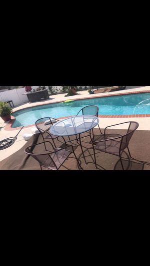 $65 patio set need gone today for Sale in Chula Vista, CA