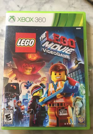 Xbox 360 LEGO movie video game for Sale in Portland, OR