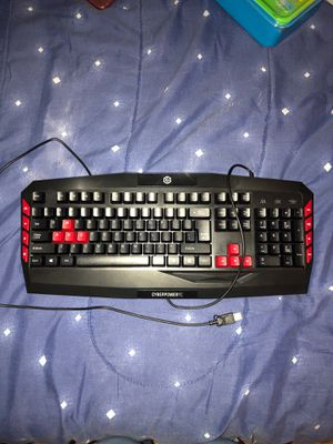 CyberPower PC Keyboard for Sale in San Jose, CA