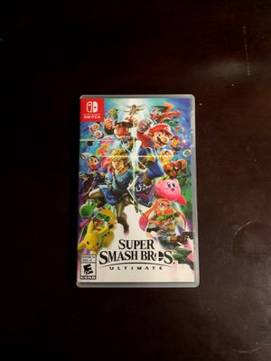 Super Smash Bros. Ultimate for Nintendo Switch for Sale in Orland Park, IL