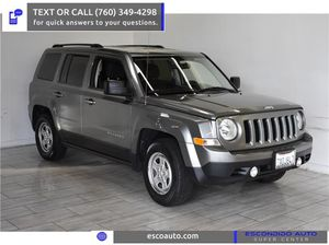2014 Jeep Patriot for Sale in Escondido, CA