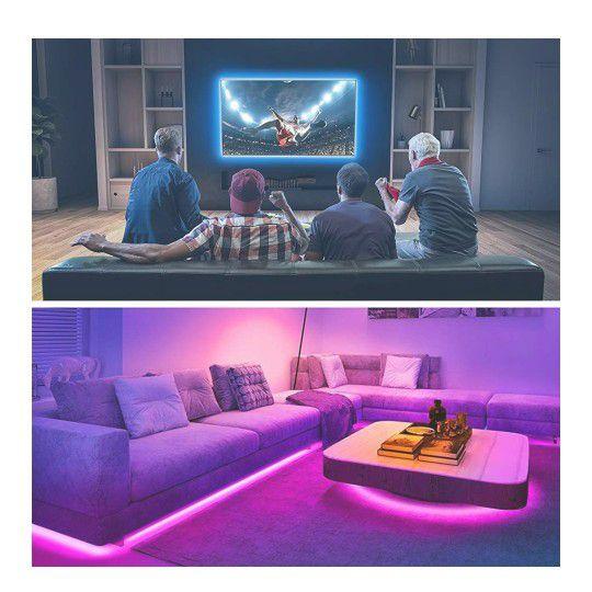 16.4 Ft Strip Light RGB +W