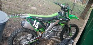 2016 kx250f like new for Sale in Arvada, CO