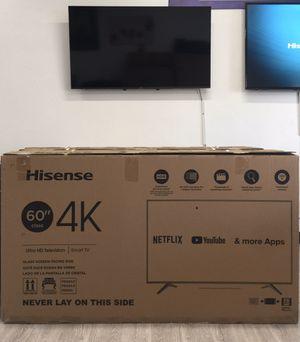 60 INCH 4K HISENSE SMART TV 📺 for Sale in Chino, CA