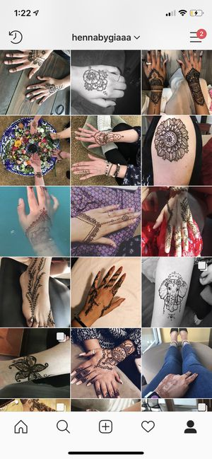 Henna Tattoos - LOW PRICES for Sale in Sandy, UT