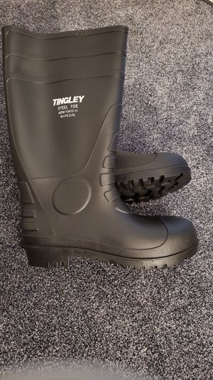 Tingley steel toe work boots for Sale in Corona, CA