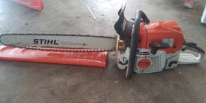 Stihl ms 362 c for Sale in Vancouver, WA