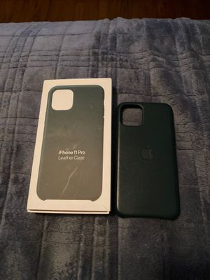 iPhone 11 Pro Forest Green Case for Sale in Stanton, CA