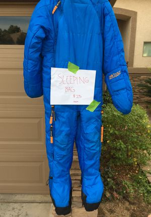 Selk bags, $25 each, wearable sleeping bag for Sale in Gilbert, AZ