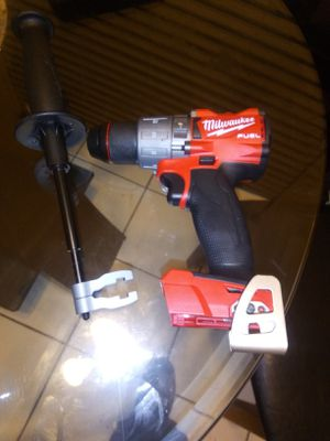 New Milwaukee M18 fuel hammer drill tool only for Sale in Dinuba, CA