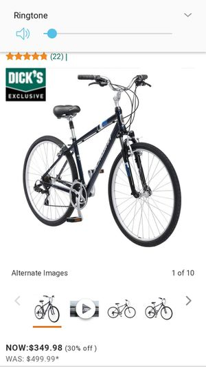 Men's schwinn mountain bike for Sale in Swanville, MN
