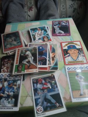 Baseball card collectibles for Sale in Freemansburg, PA