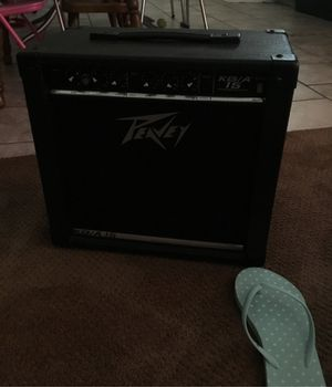 Little peavey amp for Sale in Visalia, CA