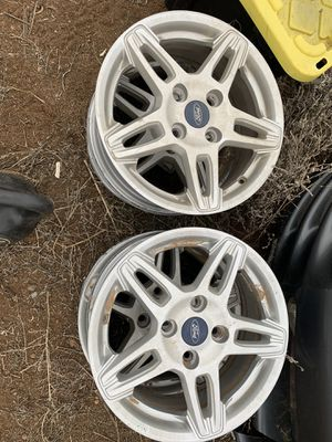 2019 Ford Fiesta stock rims for Sale in Silver City, NM