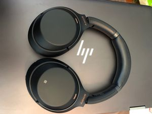Sony WH1000XM3 Bluetooth Wireless Noise Canceling Headphones, Black WH-1000XM3/B for Sale in San Francisco, CA