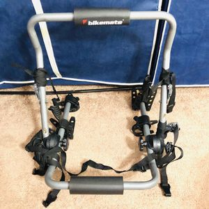2 Bike Carrier Fit Cars and Suv Like New for Sale in Cartersville, GA