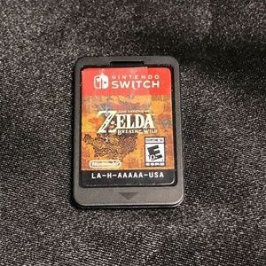 Nintendo Switch with games and more
