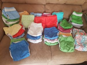 Bumgenius Cloth Diapers for Sale in Buckley, WA