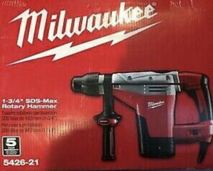 Milwaukee 1-3/4 in. SDS-Max Rotary Hammer corded for Sale in Lemont, IL