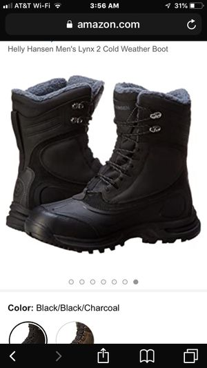 "Helly Hansen ""Lynx 2"" Winter pack boot for Sale in Kent, WA"