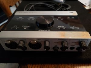 USB Recording Interface * Komplete Audio 6 * Native Instrumemts for Sale in Albuquerque, NM