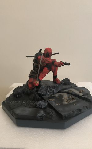 Deadpool collectible statue for Sale in Renton, WA
