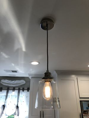 Kitchen Island Lights (2) for Sale in Mokena, IL
