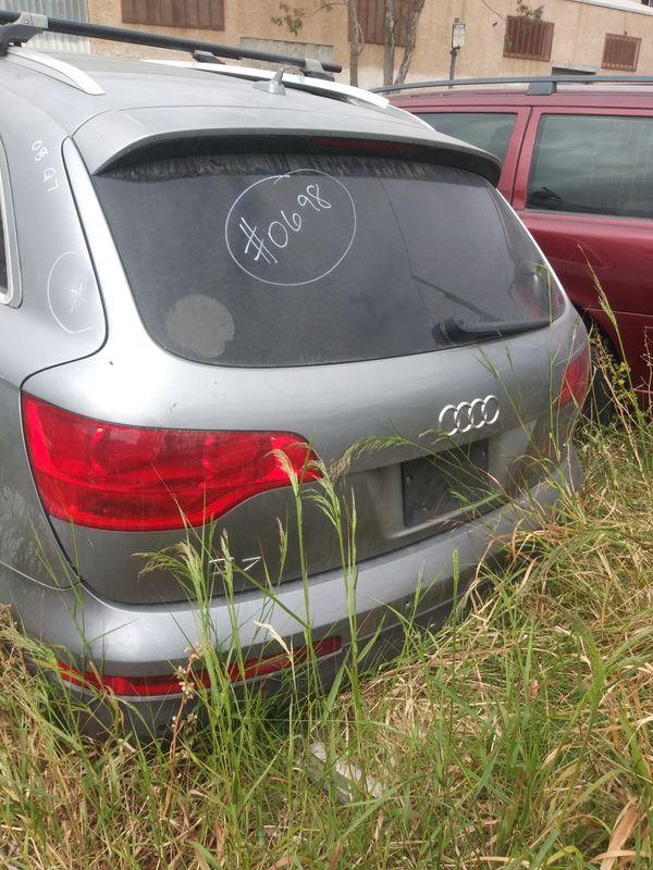 PaRTS for 2008 Audi Q7 3.6L