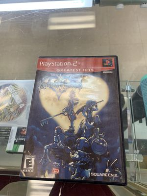 Kingdom Hearts PS2 for Sale in Pflugerville, TX