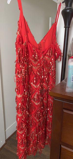Red flapper dress for Sale in Methuen, MA