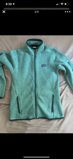 Patagonia better sweater size small womans for Sale in Miami, FL