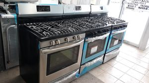 Stainless steel 5 burners gas stove brand new scratch and dent for Sale in Laurel, MD