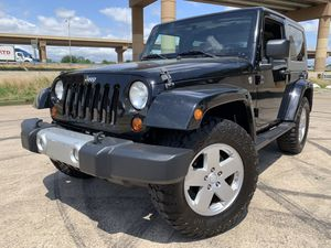 2010 Jeep Wrangler Sahara 4X4 IMMACULATE CONDITION CLEAN TITLE for Sale in Dallas, TX