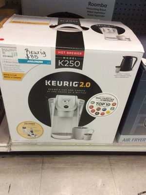 Keurig K250 Coffee Brewer for Sale in Las Vegas, NV