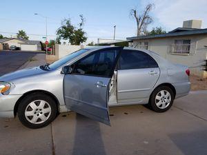 Toyota corolla for Sale in Mesa, AZ