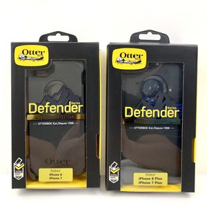 7 / 8 / 7 Plus / 8 Plus iPhone OtterBox Case. Belt Clip & Holster. Black. for Sale in Norco, CA